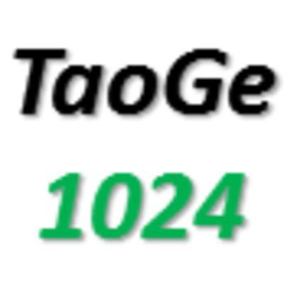 TaoGe1024